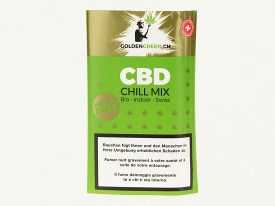 CBD Chill Mix - Swiss Premium CBD Cannabis Mix